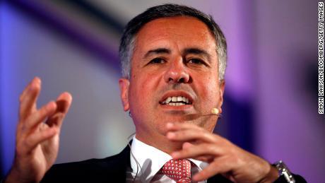 JPMorgan Chase executive Daniel Pinto pitcured in London.