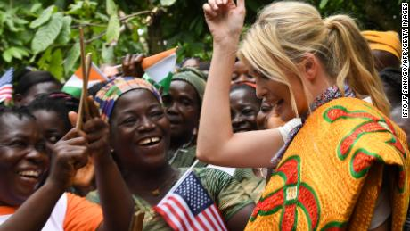 Ivanka Trump: Empowered women pave the way to economic progress