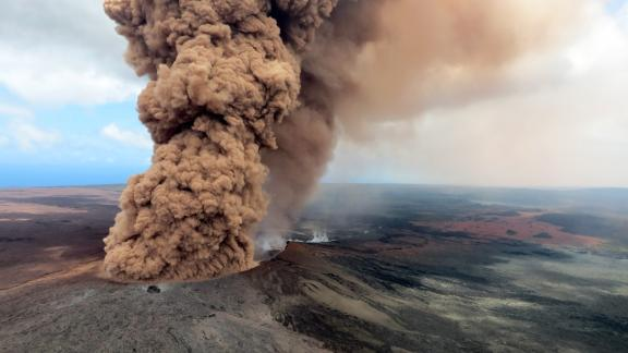 Why A Volcanic Eruption Caused A Year Without A Summer In 1816 Cnn