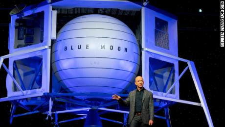 Jeff Bezos wants Blue Origin to go to the moon. Here's why that's a big deal