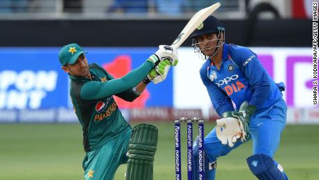 For Cricket World Cup managing director Steve Elworthy, India's game against Pakistan does not represent a security risk, but rather the perfcect opportunity to show sport's capacity to bring unity.