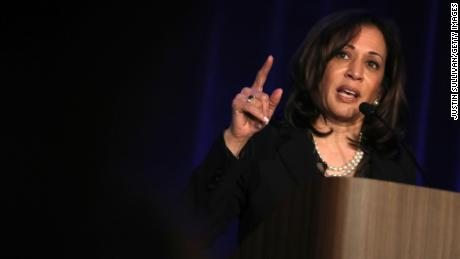 Kamala Harris rolls out proposal that would require states to prove abortion laws were constitutional