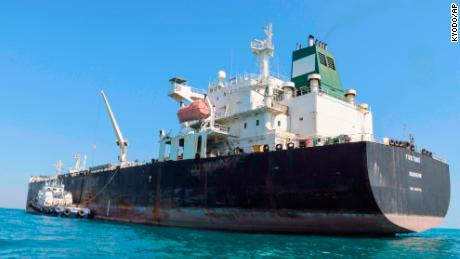 How the US-Iran oil standoff could hurt the economy