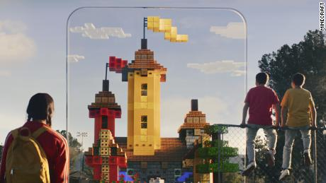 Minecraft Earth is coming to mobile devices.