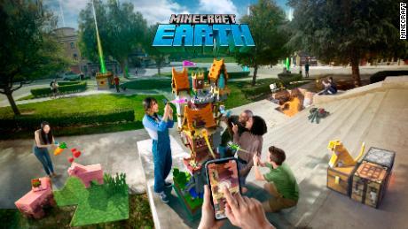 Minecraft AR game could be the next Pokémon GO phenomenon