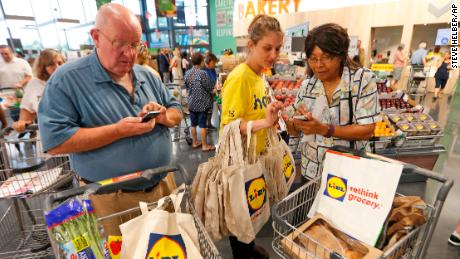 Lidl will open 25 new US grocery stores over the next year