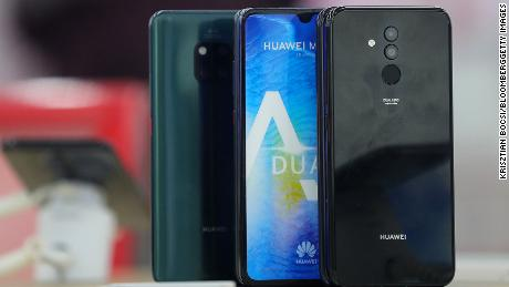 Huawei could be the first big casualty of China's clash with America