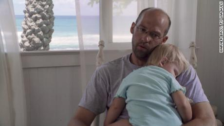 """Anthony Edwards took a bow in Season 8's """"On the Beach."""""""