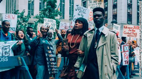 The miniseries is a dramatization of the Central Park Five case, one of the biggest injustices in modern American history.