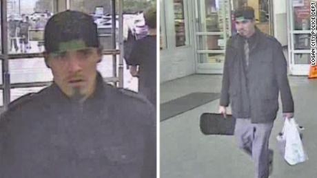 Police released surveillance footage of Alexander Whipple.
