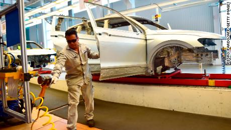 Why Mexico is so important to the American auto industry