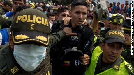 They risked everything for Guaidó. Now Venezuela's military defectors are lost