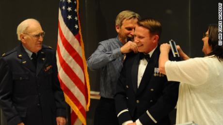 "Joseph Kloc called last week's ceremony ""one of the best days of my life."""