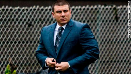 With his career on the line, NYPD police officer accused of fatally choking Eric Garner declines to testify