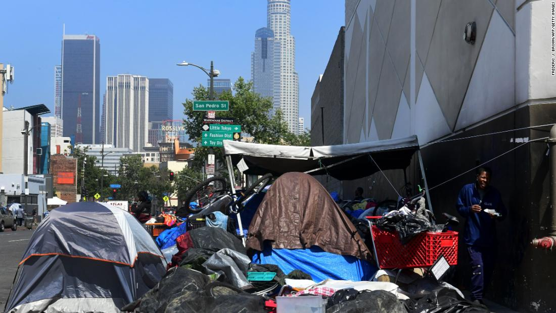 Photo of Homelessness rose 2.7% in 2019, pushed by a surge in California, HUD says