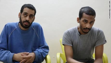US takes members of British ISIS cell accused of killing Americans into custody