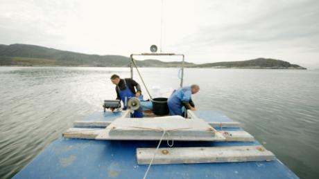 The country's economy has long centered on fishing.