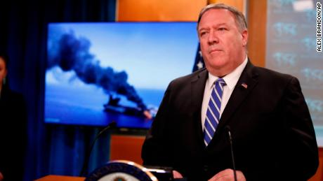 Trump raises stakes on Gulf tanker attacks -- for himself and Iran