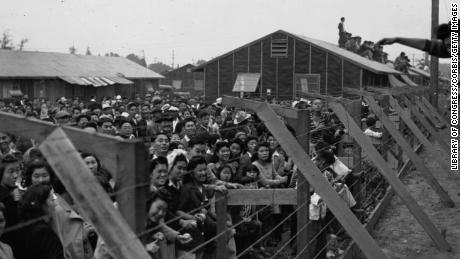 In 1944 the Supreme Court upheld the internment of Japanese Americans during World War II.