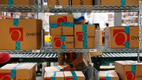 Overstock's exit from retail is getting back on track. It wants to go all-in on blockchain