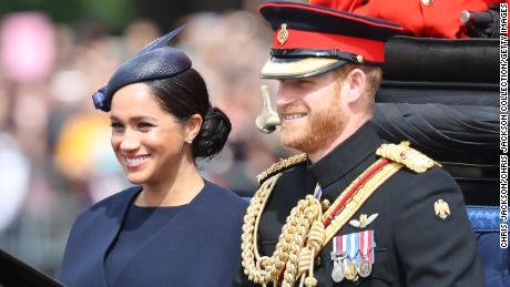 Meghan and Harry to visit South Africa, Angola and Malawi