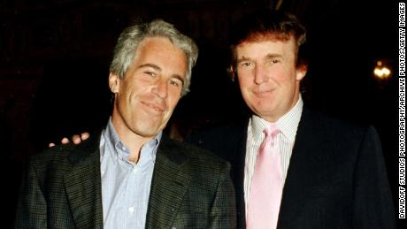 Epstein's friends are a stunning array of the rich, powerful and famous