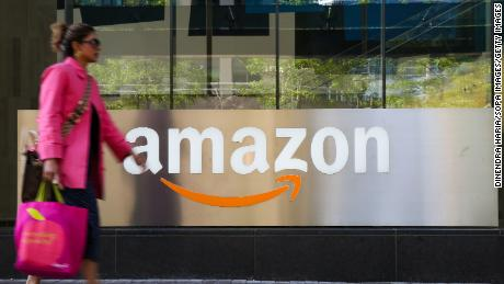 The stock market now has two $1 trillion companies: Amazon and Microsoft