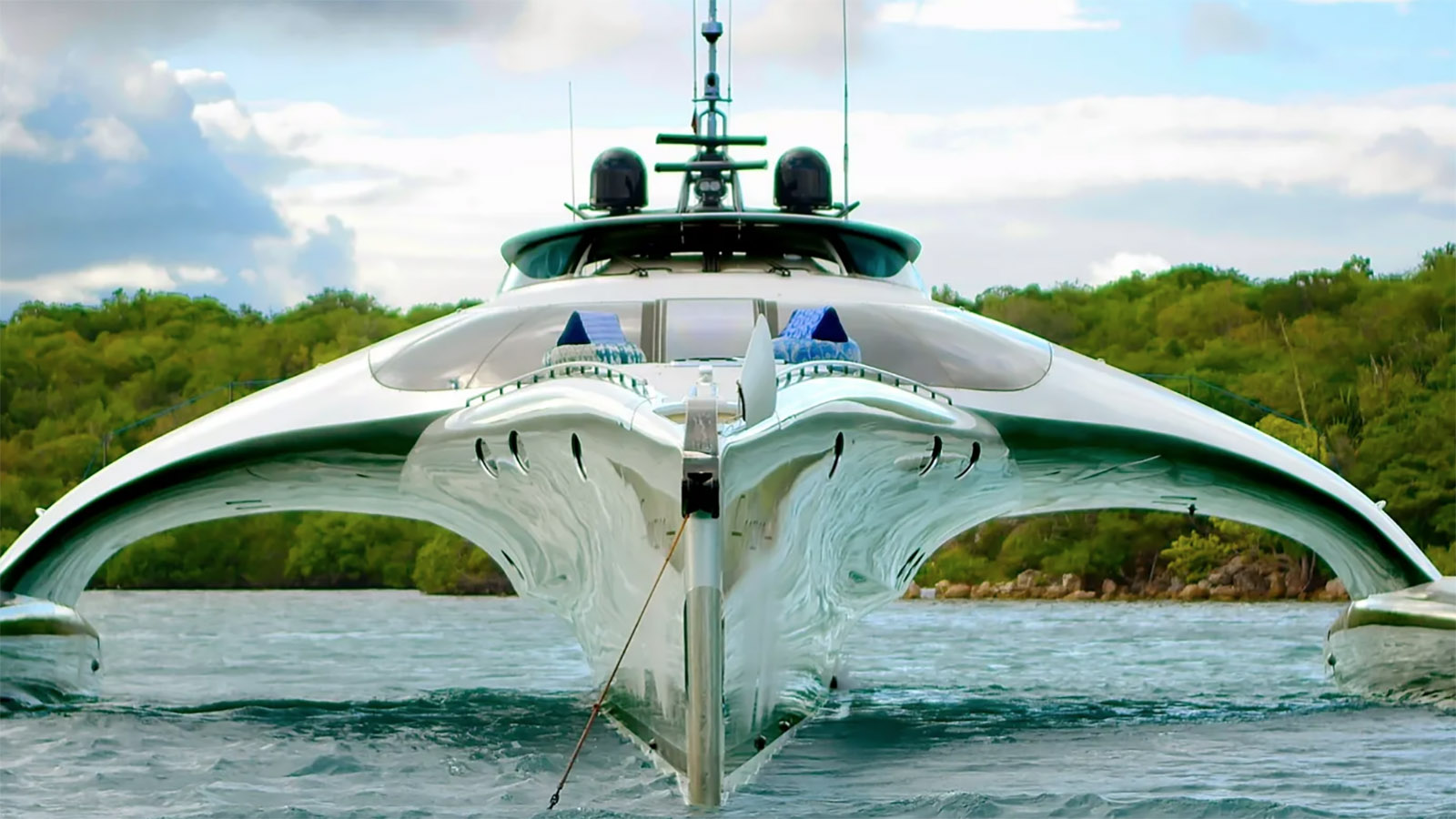 ipad-controlled yacht adastra goes up for sale for $15