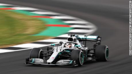 A timely safety care ensured Valtteri Bottas didn't spoil the party.