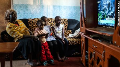 How China is slowly expanding its power in Africa, one TV set at a time
