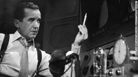 Murrow's words from 1954 apply to the Trump age: 'We must not confuse dissent with disloyalty'