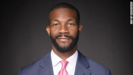 Birmingham Mayor Randall Woodfin has been a critic of dollar stores.