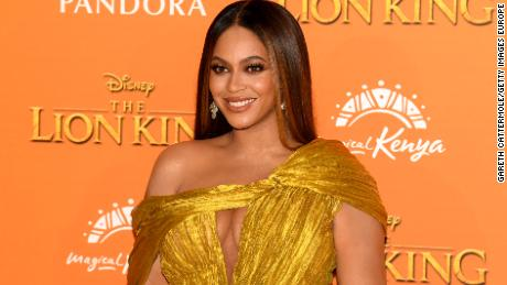 Beyonce sends 'love letter to Africa' with new Lion King album