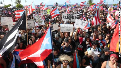 From the debt crisis to Hurricane Maria to a massive texting scandal: Puerto Rico's troubles explained