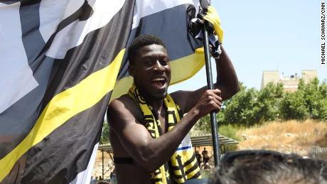 Ali Mohamed signed for Beitar Jersulem last year.