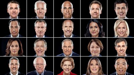 Joe Biden, Kamala Harris will face off again as lineups for CNN Democratic primary debates are set