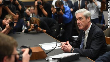 Mueller and the Office of Legal Counsel rule on prosecuting a president