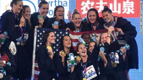 This OTHER dominant US Women's National Team just made history