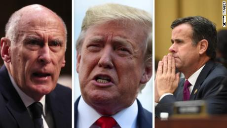 Spy chief debacle sends Trump back to the drawing board