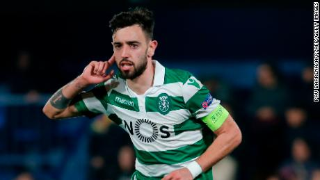Bruno Fernandes was one player who terminated his contract with the club after the attack.
