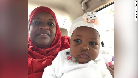 Kenyan MP sent out of chamber for bringing her baby