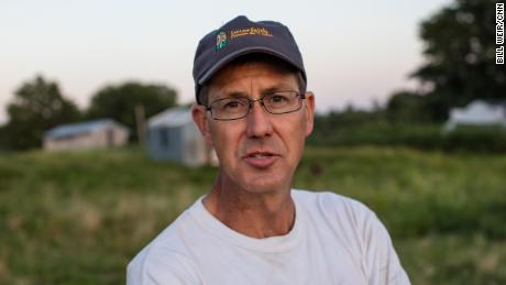 Matt Russell has appealed to farmers of faith to build a coalition addressing the climate crisis.