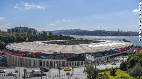 Istanbul authorities are deploying a number of security measures for Wednesday's final.