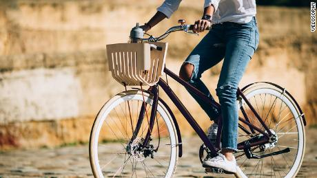 You can now buy a bike made from recycled Nespresso pods