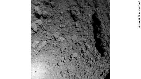 New images reveal that Ryugu is a strangely dust-free asteroid