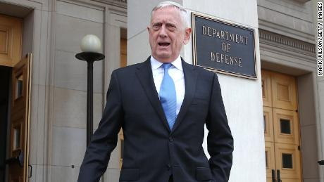 James Mattis: 'I had no choice but to leave' the Trump administration