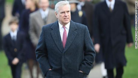 Prince Andrew is the Queen's second son.