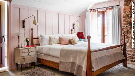 See inside Anne Hathaway's fairytale home