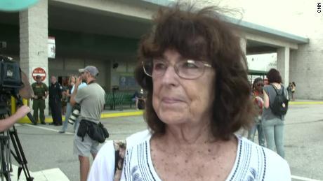 Pat Allard at the Port of Palm Beach