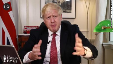 Boris Johnson is trapped in a Brexit prison he helped build